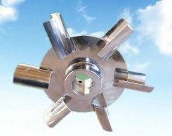 重庆六片弧叶圆盘涡轮式搅拌器